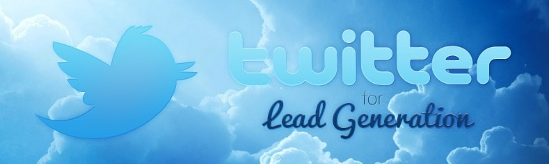 Lead Generation via twitter