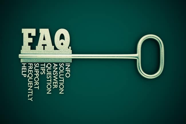 Why website FAQs are so valuable