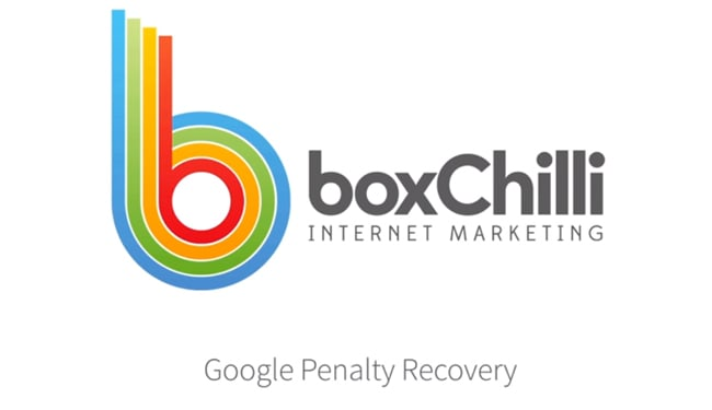 Have you been hit with a Google penalty?