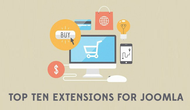 Top ten extensions for Joomla