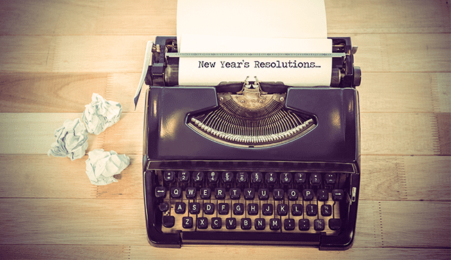 3 New Year's resolutions for your business