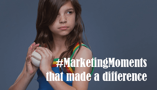 #MarketingMoments throughout history that made marketing the industry it is today