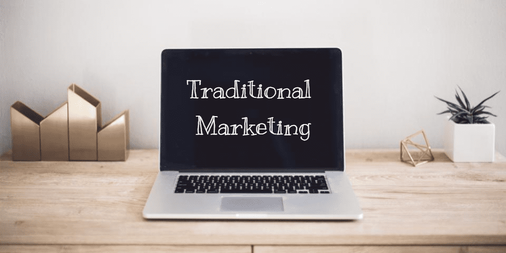 Is traditional marketing dead?