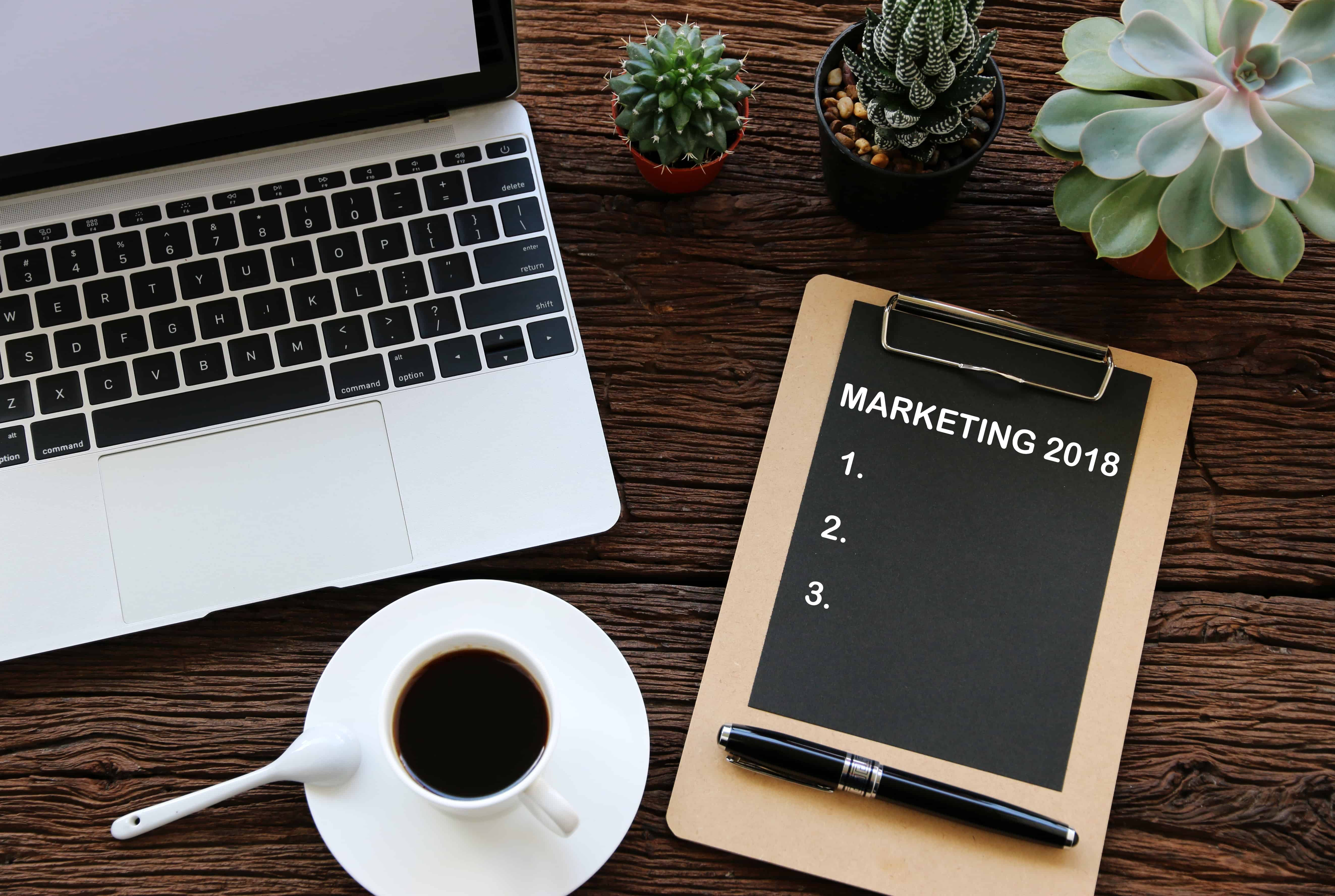 New year, New company – Marketing resolutions you should be sticking to this year